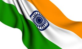 Flag of India Stock Photos