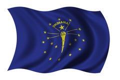 Flag of Indiana Stock Photos