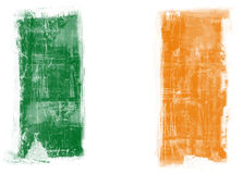 Flag of Ireland Royalty Free Stock Images