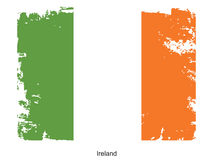 Flag of Ireland Stock Photos