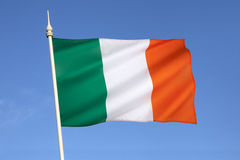 Flag of Ireland - Europe Stock Images