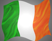 flag irish бесплатная иллюстрация