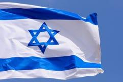 flag israel Arkivbilder