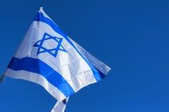 Flag of Israel Stock Image