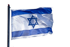Flag israel Royalty Free Stock Photo