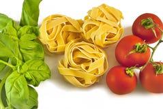 Flag italian royalty free stock photography
