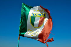 Flag italy Royalty Free Stock Photos
