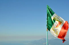 Flag italy Royalty Free Stock Photo