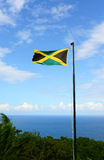 Flag of Jamaica Stock Images