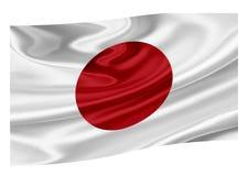 Flag of Japan Stock Photos