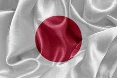 Flag  Japan Stock Image