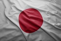 Flag of Japan Royalty Free Stock Image