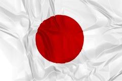 Flag of Japan Royalty Free Stock Photos