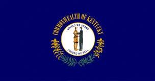 Flag of Kentucky Stock Image