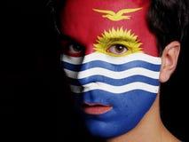 Flag of Kiribati Royalty Free Stock Images