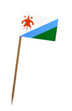 Flag of Lesotho Royalty Free Stock Photography