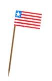 Flag of Liberia Stock Photos