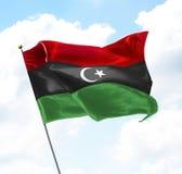 Flag of Libya Stock Photos