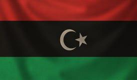 Flag of Libya. Stock Image