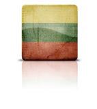 Flag Of Lithuania Stock Photos