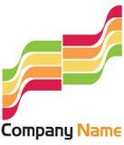 Flag logo Stock Photography