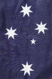 Flag macro 2 Royalty Free Stock Photography
