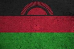 Flag Malawi Stock Photography