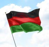 Flag of Malawi Stock Image