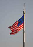 Flag of Malaysia Royalty Free Stock Images