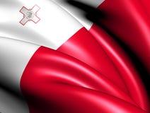 Flag of Malta Royalty Free Stock Image