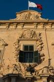 Auberge de Castille. Valletta, Malta Stock Images