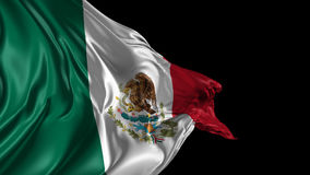Flag of Mexico Stock Photos