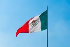 Flag of Mexico Stock Photos