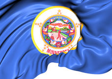 Flag of Minnesota Stock Images