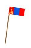 Flag of Mongolia Stock Photos