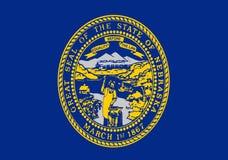 Flag of Nebraska Stock Images