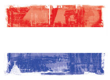 The flag of the Netherlands Royalty Free Stock Photography