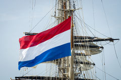 Flag of Netherlands Royalty Free Stock Photos
