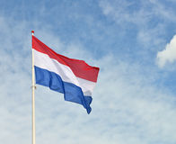 Flag of Netherlands. Stock Image