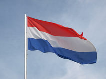 Flag of Netherlands Stock Images