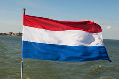 Flag of the Netherlands Royalty Free Stock Image