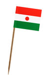 Flag of Niger Royalty Free Stock Photo
