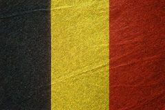 Flag od Belgium Royalty Free Stock Image
