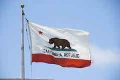 Flag Of California - United States, USA Royalty Free Stock Image