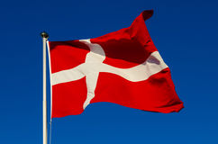 Free Flag Of Denmark Royalty Free Stock Images - 65657309