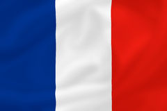 Free Flag Of France Royalty Free Stock Photography - 4978447