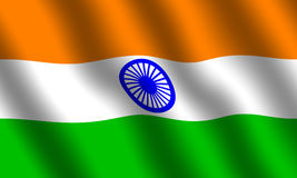 Flag Of India Royalty Free Stock Image
