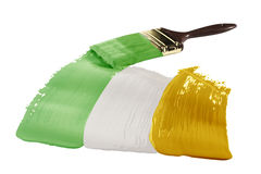 Flag Of Ireland Royalty Free Stock Images