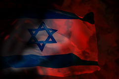 Free Flag Of Israel Stock Images - 42349304