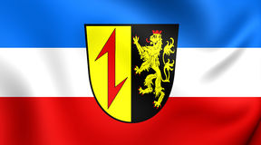 Free Flag Of Mannheim, Germany. Stock Photography - 82091152